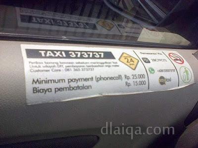 Taxi 373737 - Yogyakarta