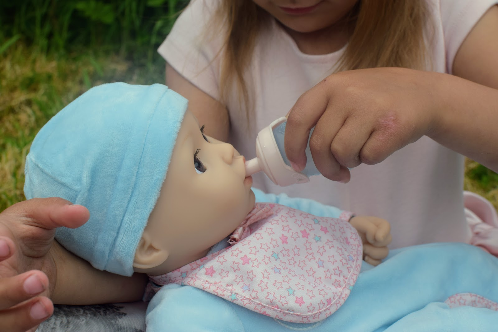 , It's a Boy!  Baby Annabell Brother Doll Review #RoyalBaby