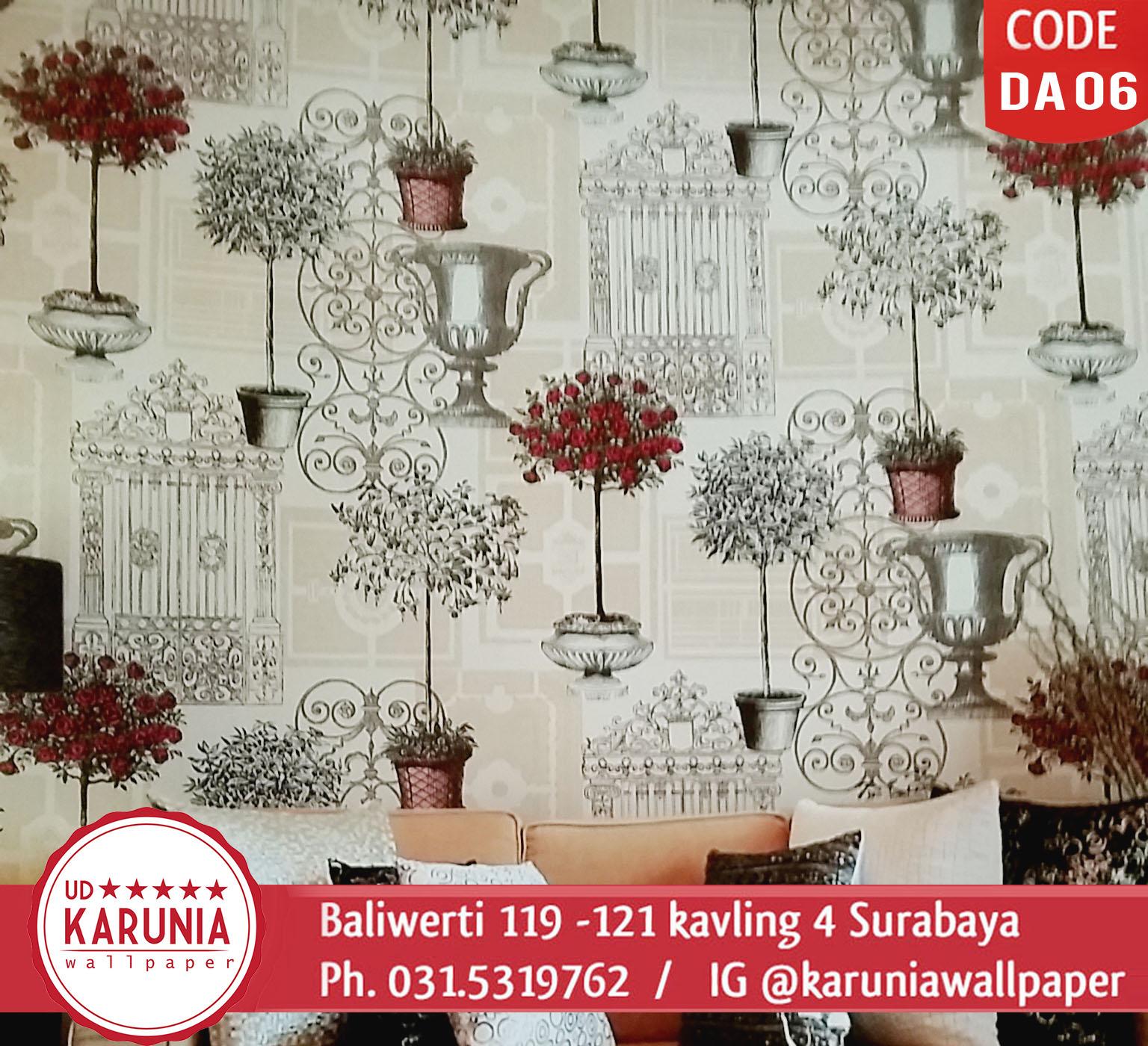 jual wallpaper dekorasi dinding surabaya