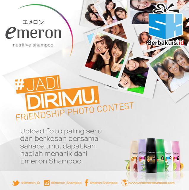 Kontes Foto Friendship Berhadiah Menarik dari Emeron