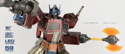 Transformers G1 Optimus Prime Classic Edition della 3A