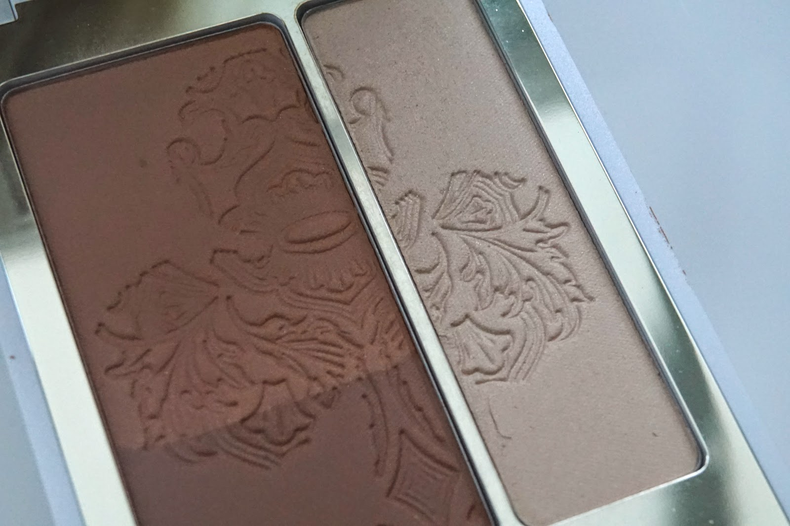 Golden Game sculpting bronzer Kiko