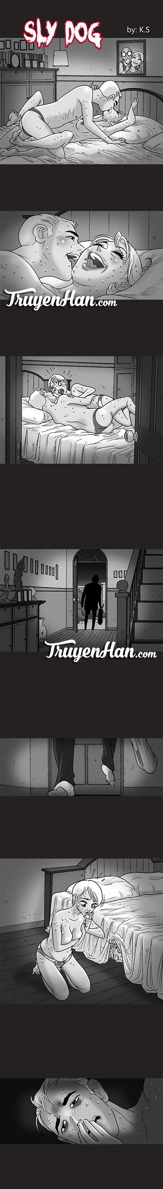 Silent Horror chap 170: Sly Dog - Gầm giường chết chóc