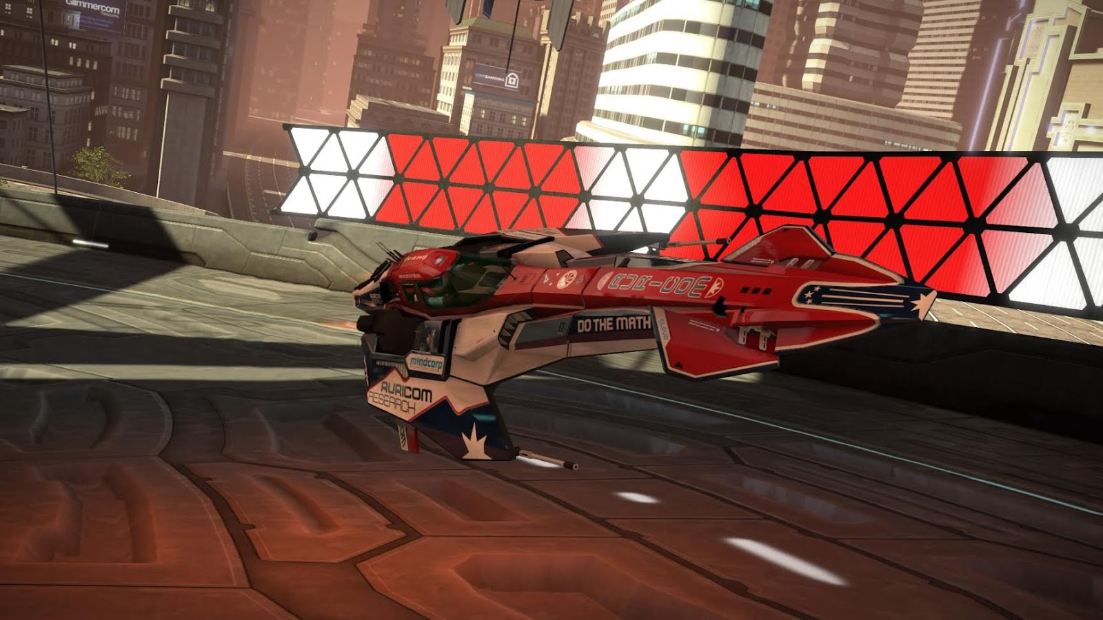 Desvelada la banda sonora de WipEout Omega Collection