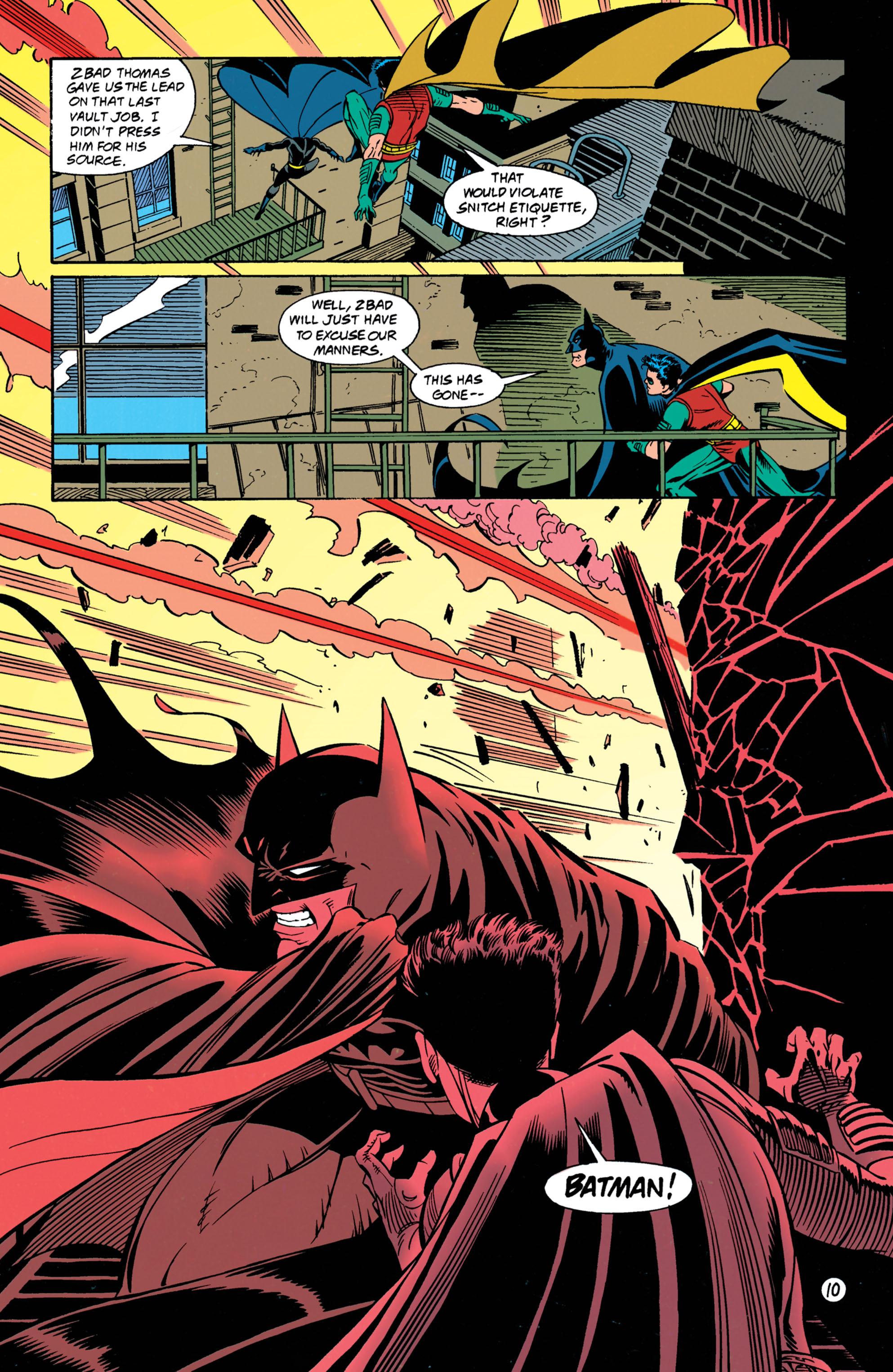 Detective Comics (1937) 683 Page 10