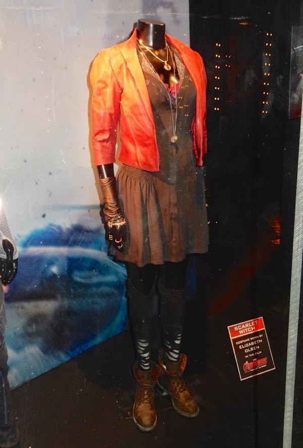 Quicksilver Costume