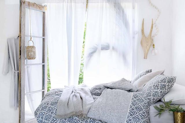 Five ways to reclaim master bedroom, bedroom, interiors, voile,