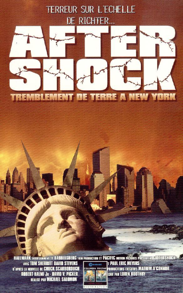 aftershock tremblement de terre à new york