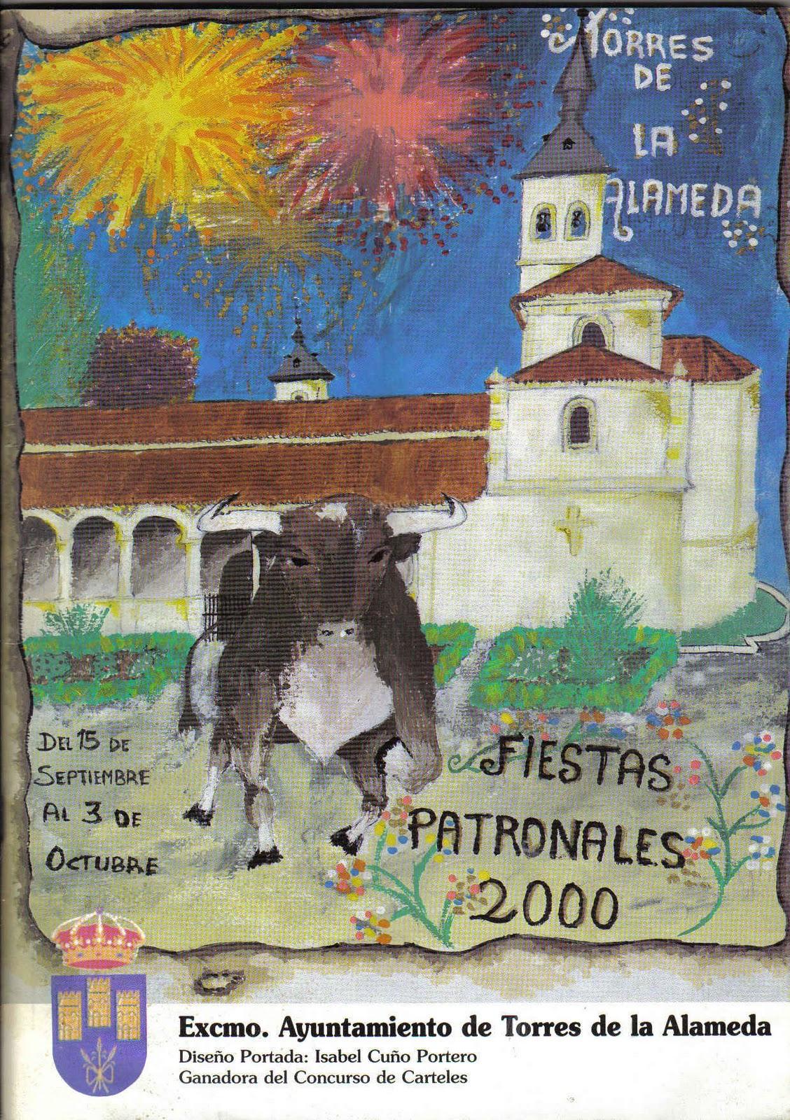 Torres De La Alameda Carteles De Fiestas De Los Ultimos 10 Años