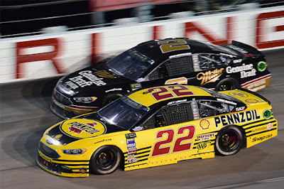 Five Ford Performance teams finished in the Top-12; Keselowski (P1), Logano (P2), Kevin Harvick (P4), Kurt Busch (P6) and Ricky Stenhouse Jr. finished (P12) in front of a packed stadium at Darlington Raceway.