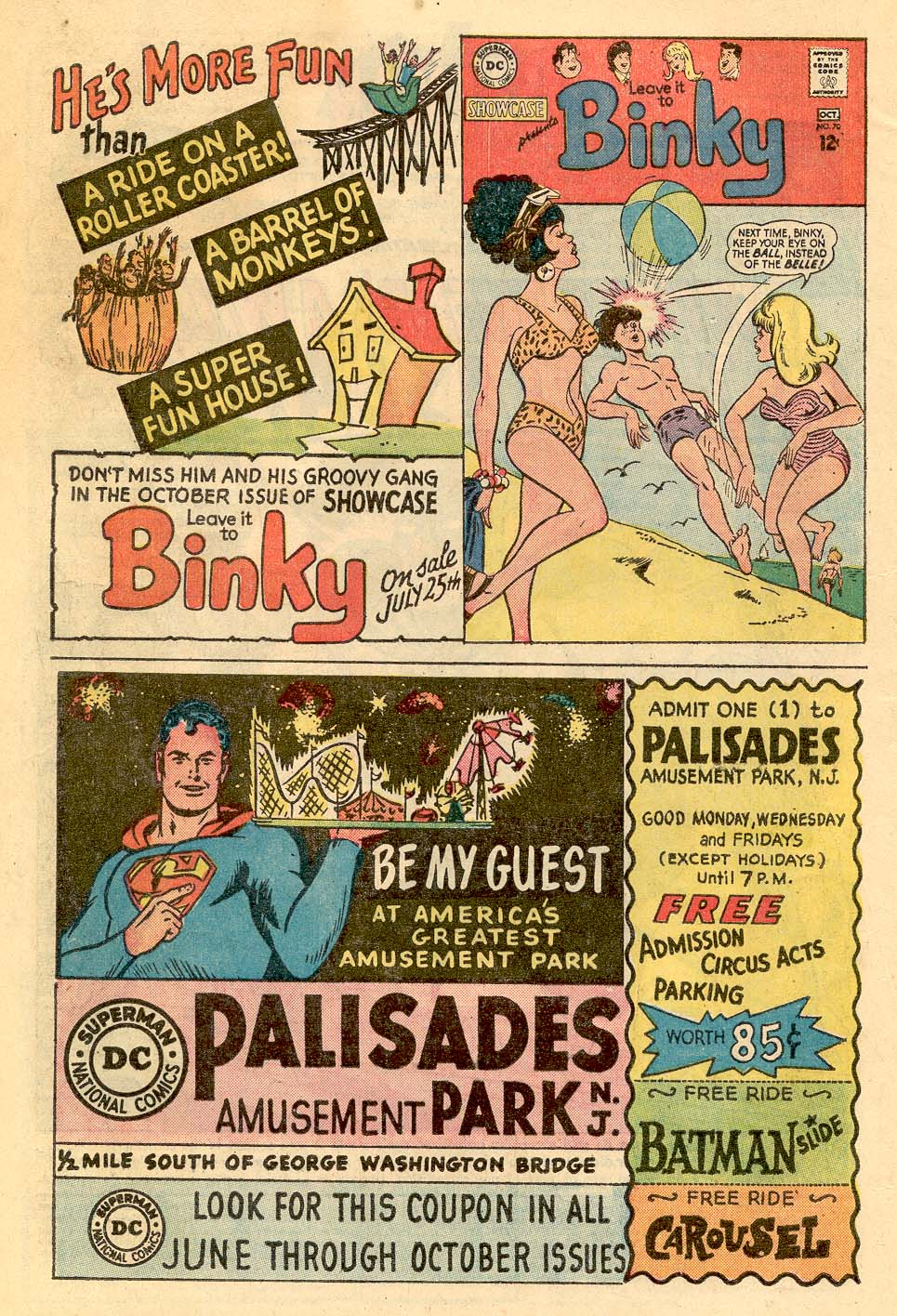 Detective Comics (1937) 367 Page 3