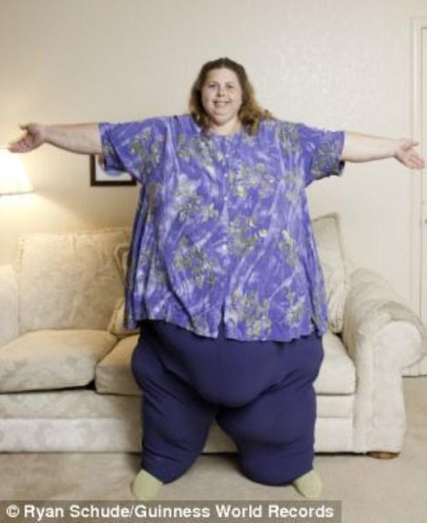 worldimage4u: Guinness World Records - Pauline Potter ...