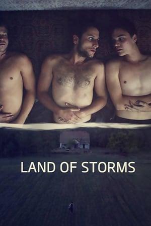 "POSTER: PELICULA ""Tierra de Tormentas"" ""Land of Storms"" ""Viharsarok"""