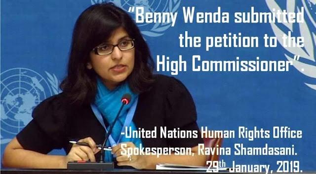 PBB Mengkonfirmasi Telah Menerima Petisi Referendum West Papua