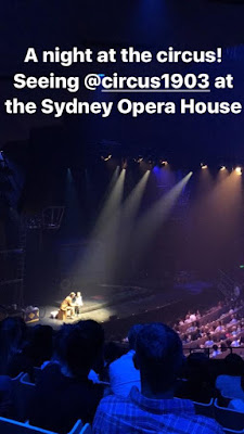 Circus 1903 Review Sydney Opera House