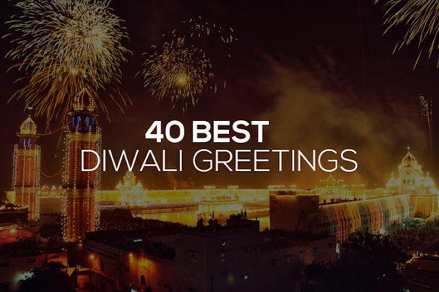 Diwali greetings messages english
