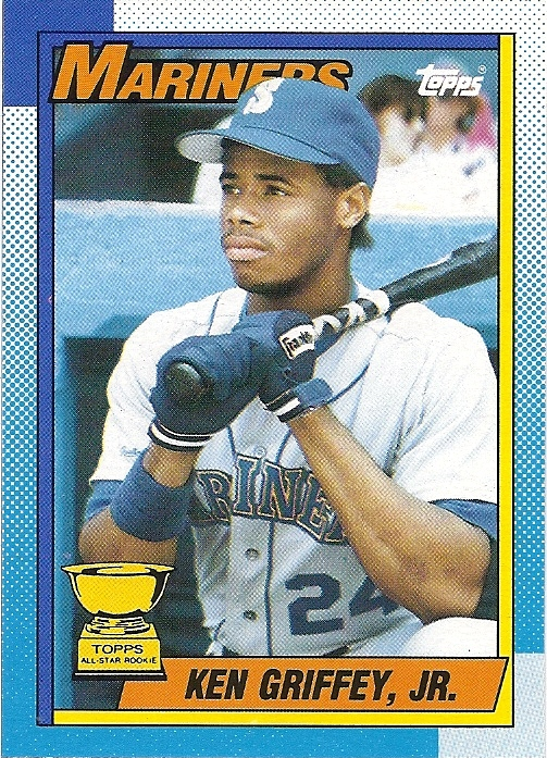 4381776007 The Junior Junkie: the Baseball Cards of Ken Griffey, Jr. and Beyond ...