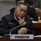 'Kalau Saya tak Pilih Jokowi Nanti Hukumannya Ditembak Mati' Kata Menhan Ryamizard