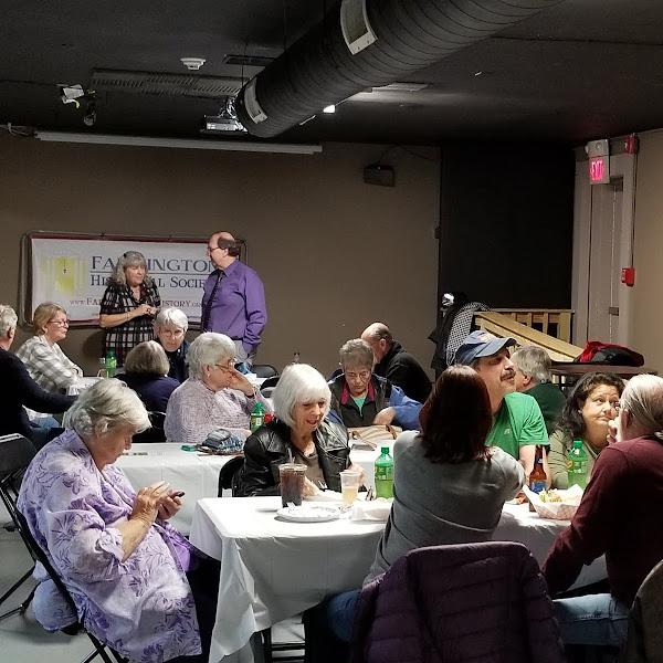 #FarmingtonNH Historical Society Annual Dinner, 1st Meeting 2019 Highlights