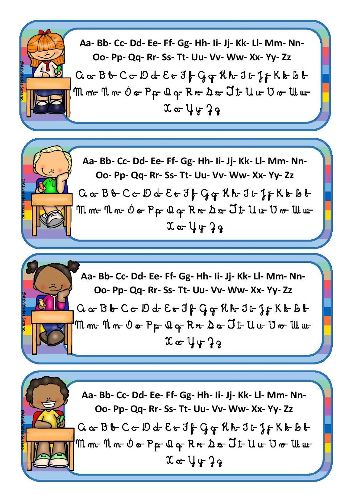 Super Crachá de mesa EM PDF   Atividades Pedagogica Suzano ZT04