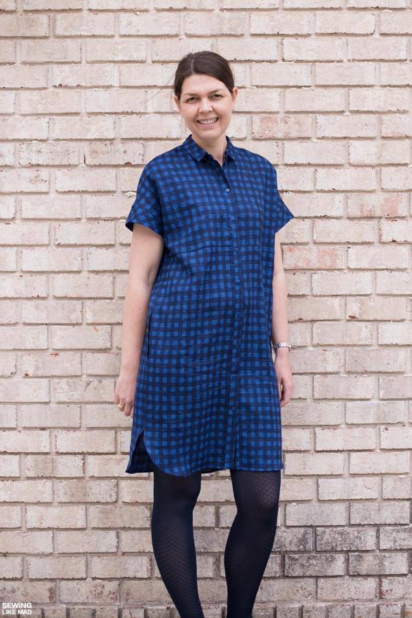 Dorable Bowling Shirt Sewing Pattern Pattern - Knitting Pattern ...