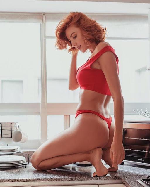 Aline Sartori Instagram Revista H-4