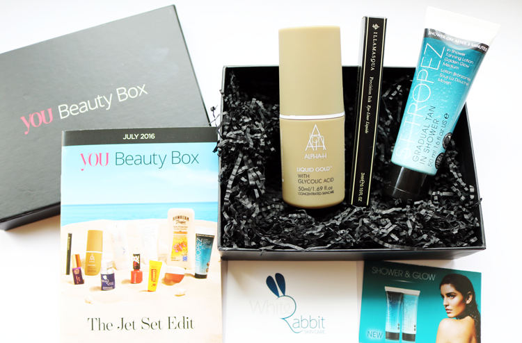 Budget Beauty: You Beauty Box - July 2016 review