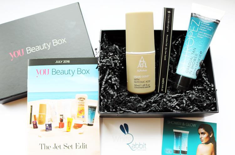 Budget Beauty: You Beauty Box - July 2016 review