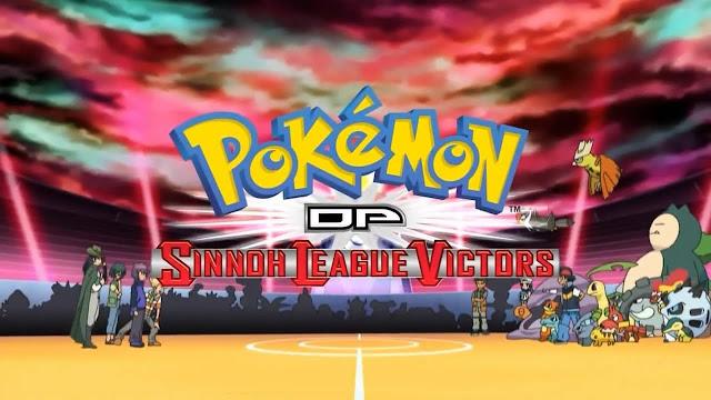 Pokémon DP: Los Vencedores De La Liga Sinnoh (52/52) (50MB) (HDL) (Latino) (Mega)