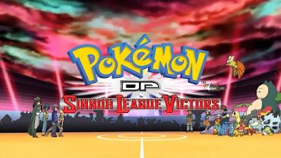 Pokémon DP: Los Vencedores De La Liga Sinnoh (34/34) (50MB) (HDL) (Latino) (Mega)