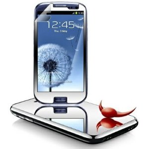 Mirror Screen Protector for Samsung Galaxy S3 I9300 just in $0.28.
