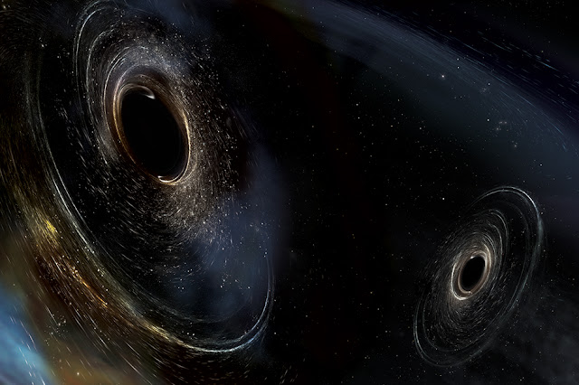 LIGO detects merging black holes for third time