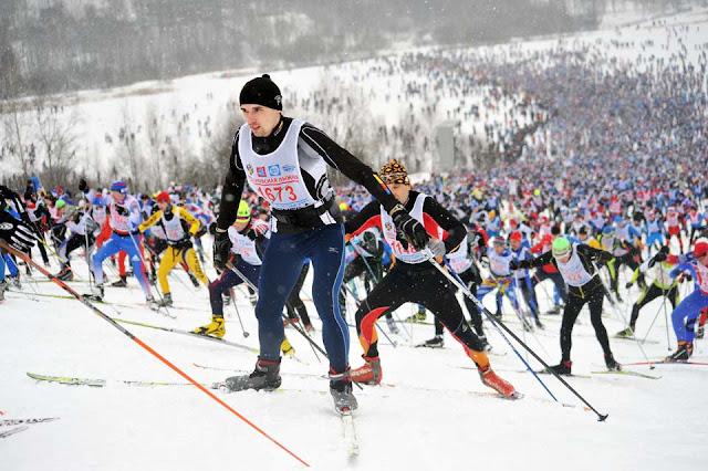 14 февраля – «Лыжня России»