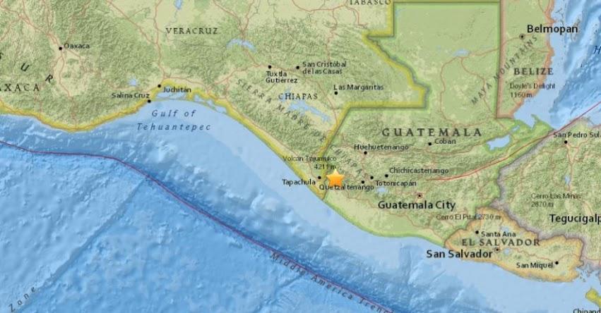 TERREMOTO EN GUATEMALA de 6.9 grados (Hoy Miércoles 14 Junio 2017) Sismo Temblor EPICENTRO - San Pablo - San Marcos - En Vivo Twitter - Facebook - INSIVUMEH