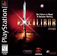 Excalibur 2555 A.D. - PS1 - ISOs Download