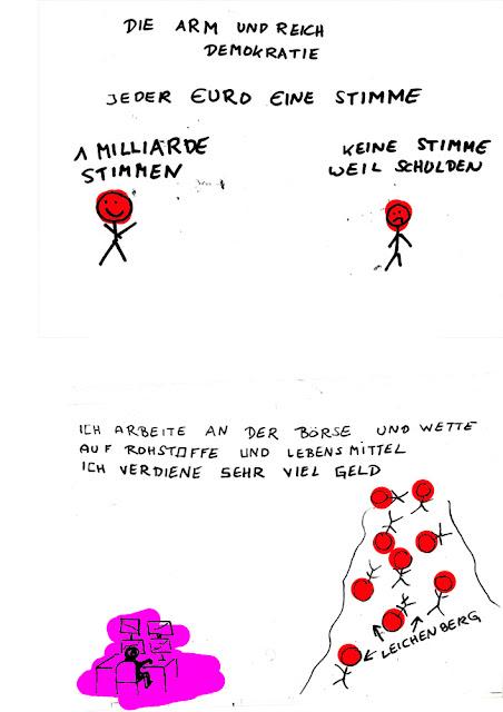 Dr. Kristian Stuhl 2012, Die arm und reich Demokratie, Das Klo spült alles fort, A4