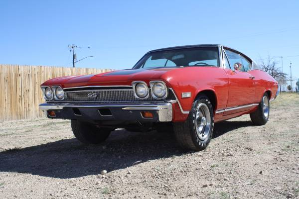 1968 Chevelle Super Sport - Buy American Muscle Car