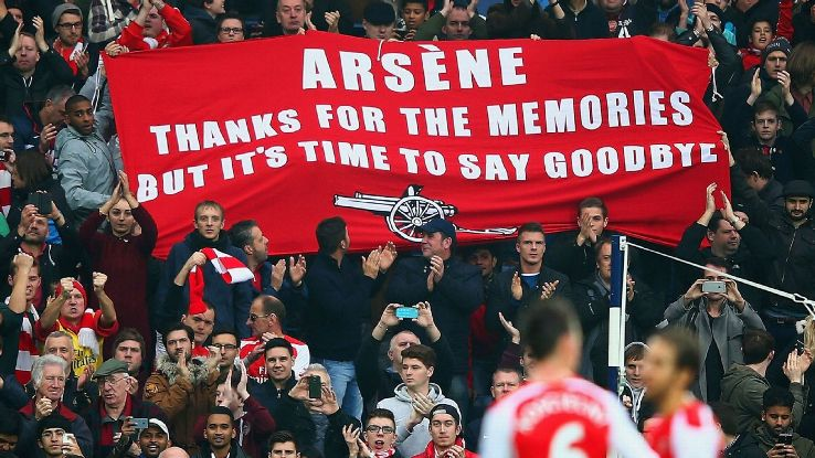 Do you want Arsene Wenger to leave Arsenal job