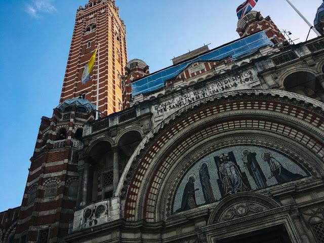 ウェストミンスター大聖堂(Westminster Cathedral)