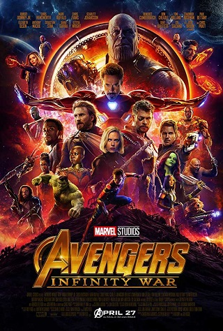 Avengers Infinity War EXTRAS 2018 English 270MB WEB-DL 480p