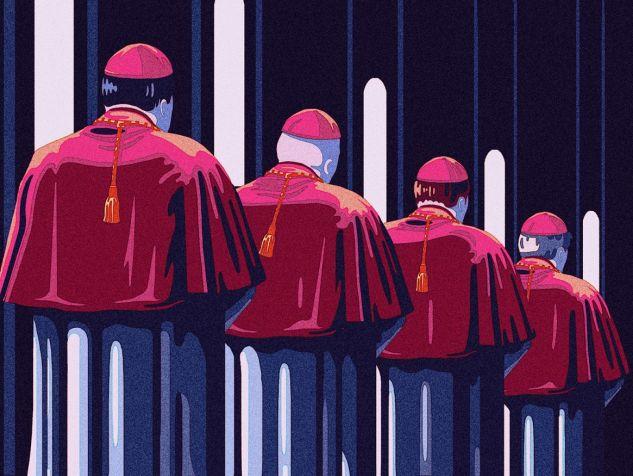 """Frédéric Martel: """"O Vaticano é uma das maiores comunidades gays do mundo"""" em Andre Kummer"""