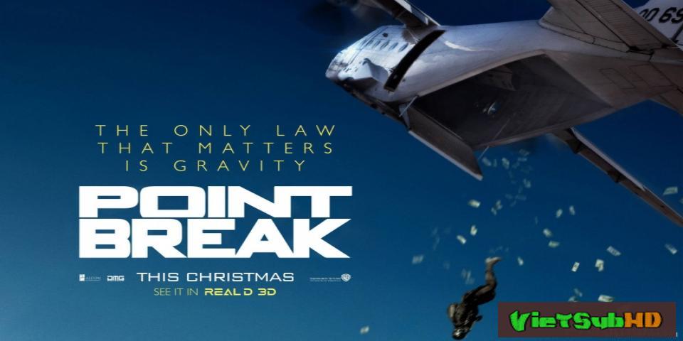 Phim Điểm Vỡ Trailer VietSub HD | Point Break 2015
