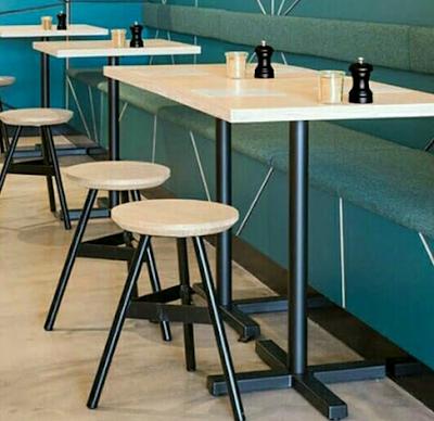 set kursi cafe minimalis modern terbaru