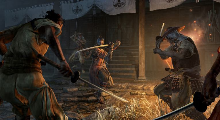 Sekiro Shadows Die Twice PC Full Español