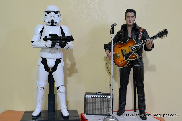 hot toys stormtrooper elvis star wars