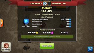 Clan TARAKAN 2 vs Emperor - TH Thailand, TARAKAN 2 Victory