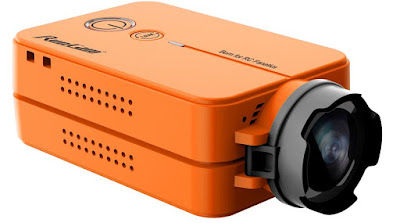 RunCam 2 Hd Camera side view