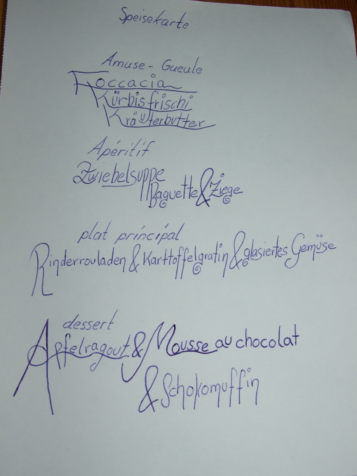 amelie kocht metabolic balance idee f rs weihnachtsmen. Black Bedroom Furniture Sets. Home Design Ideas