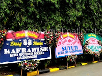 Rahasia Laris Manisnya Toko Bunga Papan Online Agustina Surabaya