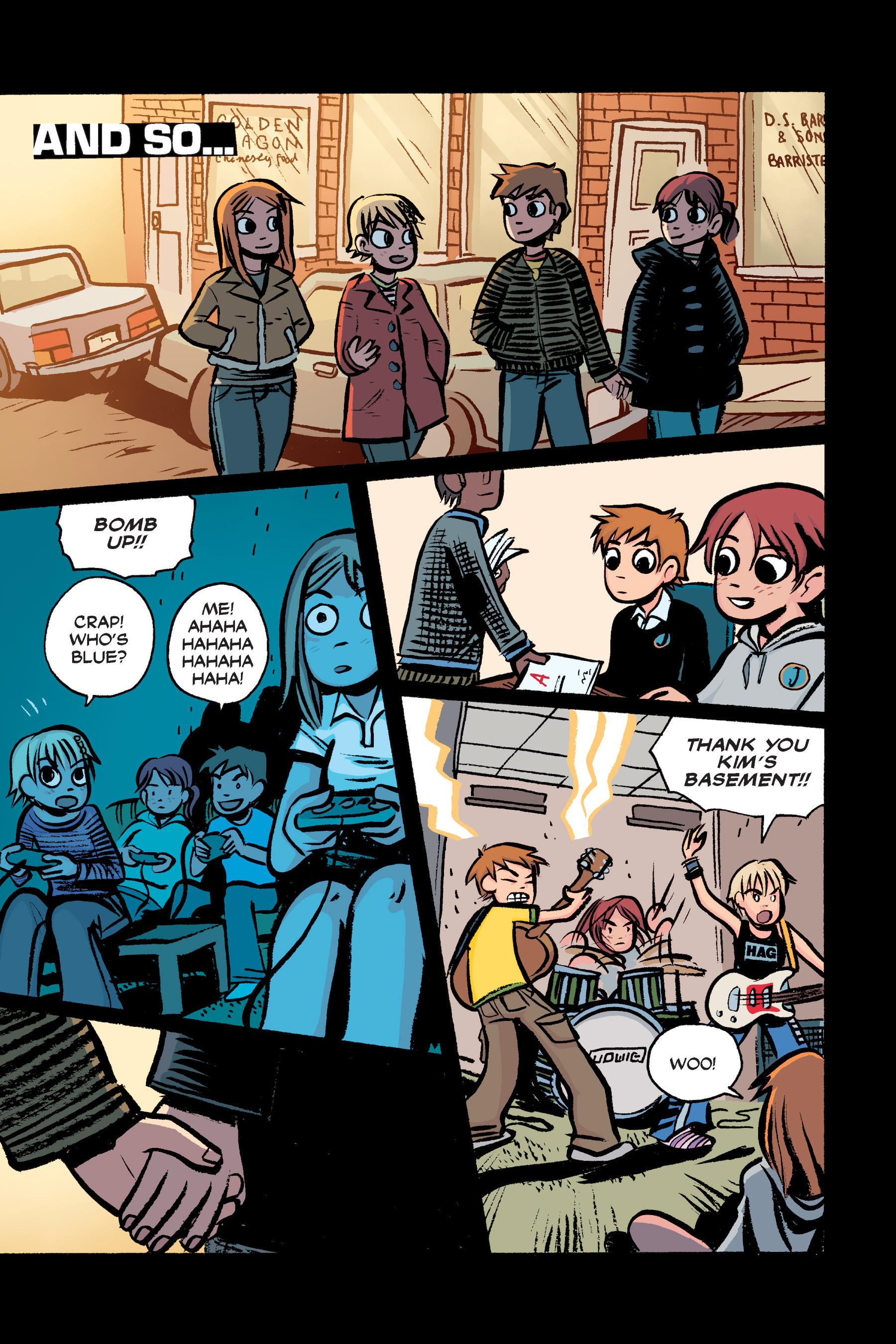 Read online Scott Pilgrim comic -  Issue #2 - 29